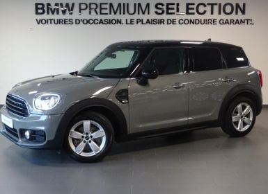 Mini Countryman Cooper 136ch Salt BVA