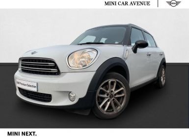 Voiture Mini Countryman Cooper D 112ch Occasion
