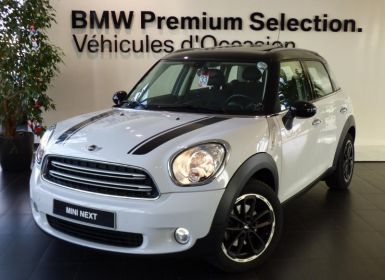 Achat Mini Countryman Cooper D 112ch Chili + Occasion