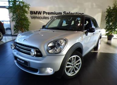 Vente Mini Countryman Cooper D 112ch Chili + Occasion