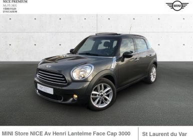 Achat Mini Countryman Cooper D 112ch Pack Chili BVA Occasion