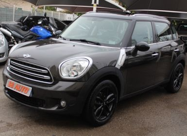 Mini Countryman COOPER D 112CH PACK RED HOT CHILI BVA Occasion