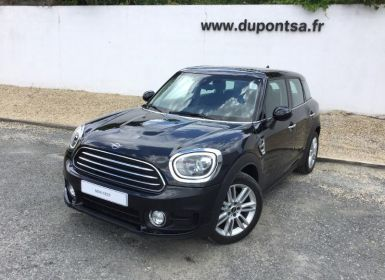 Mini Countryman Cooper D 150ch Chili ALL4 BVA Occasion