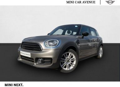 Vente Mini Countryman Cooper D 150ch Chili ALL4 BVA Occasion
