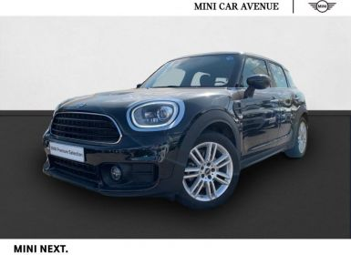 Vente Mini Countryman Cooper D 150ch Chili ALL4 BVA 123g Occasion