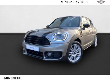 Vente Mini Countryman Cooper D 150ch Chili ALL4 BVA8 123g Occasion