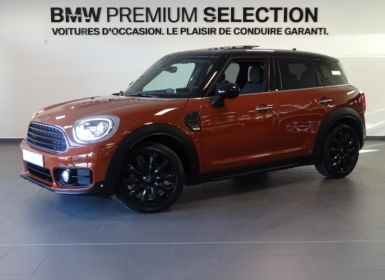 Achat Mini Countryman Cooper D 150ch Oakwood Occasion