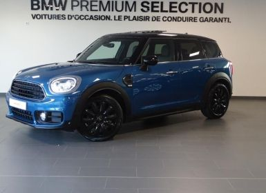 Mini Countryman Cooper D 150ch Oakwood BVA