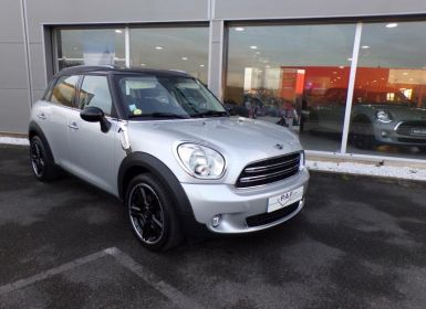 Voiture Mini Countryman COOPER D PACK RED HOT CHILI BVA Occasion