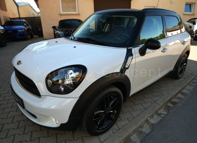 Mini Countryman Cooper, Phares Xénon, Cuir Lounge, Pack Chili Occasion