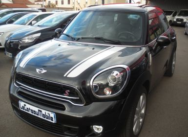 Mini Countryman COOPER REDT OT CHILI 143 CV Occasion