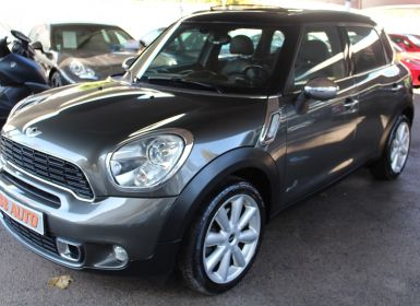 Voiture Mini Countryman COOPER S 184CH PACK RED HOT CHILI ALL4 Occasion