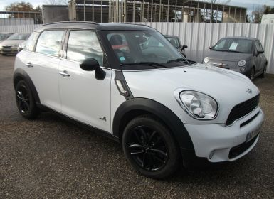 Vente Mini Countryman COOPER SD 143CH ALL4 Occasion