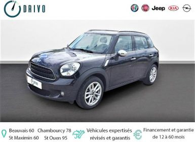 Vente Mini Countryman One 98ch Salt Occasion