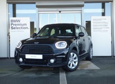 Voiture Mini Countryman One D 116ch Chili Occasion