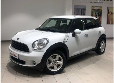 Vente Mini Countryman R60 98 ch One Occasion