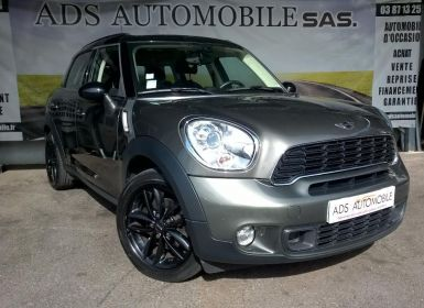 Voiture Mini Countryman R60 D 143 CH Cooper S Occasion