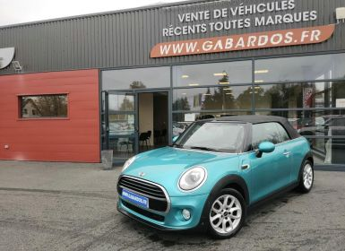 Vente Mini One 136CV BVA CABRIOLET Leasing