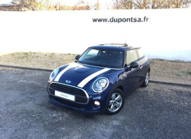 Voiture Mini One 75ch Salt Occasion