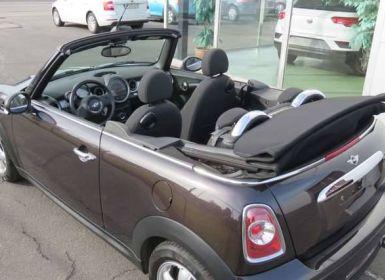 Achat Mini One Cabrio 1.6i Airco, Alu, Parkeerhulp Occasion