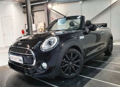 Vente Mini One Cabriolet COOPER S CABRIOLET 192 CH BV6 / 41 600 KMS / CUIR CHAUFFANT / GPS / FULL LED Occasion