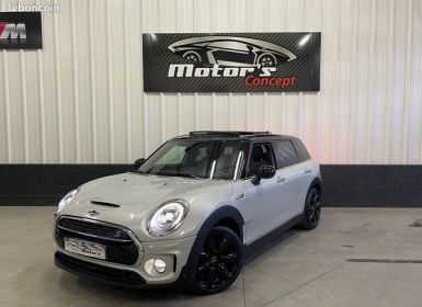 Mini One Clubman 2.0 SD 190 CH 06/2017 CARNET COMPLET