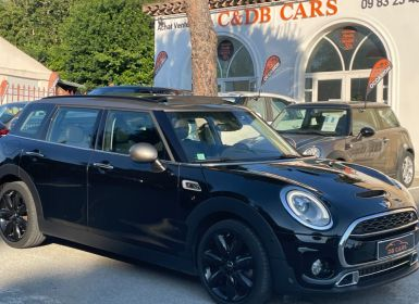 Achat Mini One CLUBMAN F54 Cooper S 192 ch Finition Red Hot Chili A Occasion