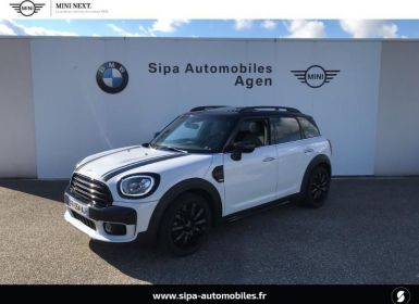 Achat Mini One Cooper Countryman 136 ch Occasion