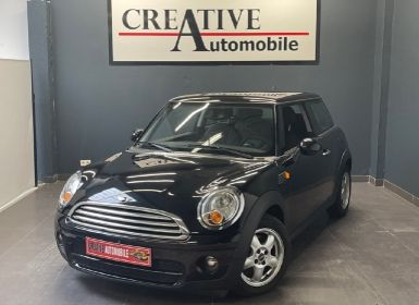 Vente Mini One R56 1.6 D 110 CV Cooper 112 000 KMS Occasion
