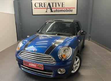 Vente Mini One R56 Cooper 1.6 D 90 CV 122 000 KMS Occasion