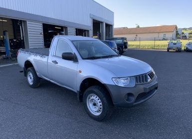 Vente Mitsubishi L200 2.5 DID 136 CV Simple cabine Invite Occasion