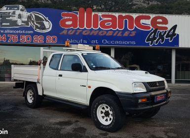 Vente Mitsubishi L200 benne hydraulique tva recuperable Occasion