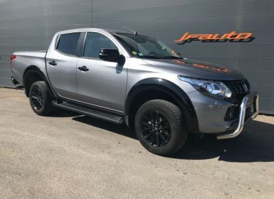 Vente Mitsubishi L200 D.CAB 181 CV BLACK COLLECTION DOUBLE CABINE 2.4 DI-D 181 CV BLACK COLLECTION Occasion