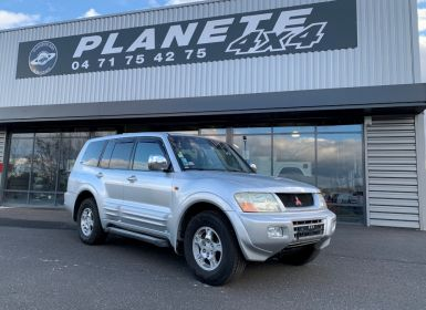 Voiture Mitsubishi PAJERO 3.2 DID Long Exceed 160 CV BVA Occasion