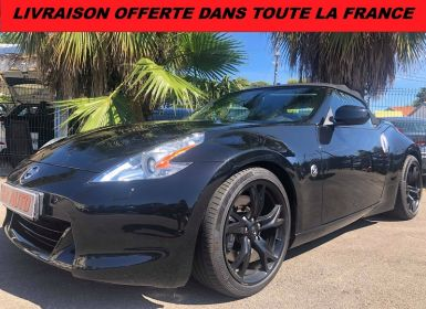 Achat Nissan 370Z Roadster 3.7 V6 328CH 40IEME ANNIVERSAIRE PACK BVA Occasion