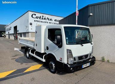 Vente Nissan Cabstar NT400 nt400 benne coffre 47000km garantie 2022 Occasion