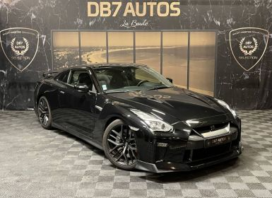 Nissan GT-R (2) 3.8 V6 570 BLACK EDITION 4WD Occasion