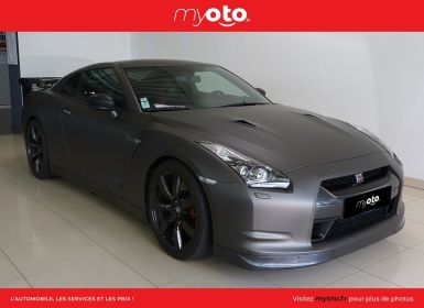 Voiture Nissan GT-R 3.8 V6 485CH BLACK EDITION BVA Occasion