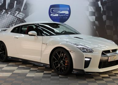 Achat Nissan GT-R NISSAN GT-R 3.8 570CH BLACK EDITION 4WD / 1°main / etat exceptionnel / bose / camera / Pack Cuir Occasion