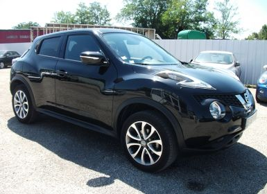 Vente Nissan JUKE 1.2 DIG-T 115CH CONNECT EDITION EURO6 Occasion