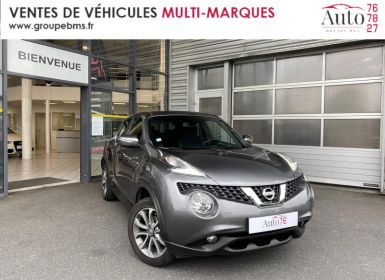 Vente Nissan JUKE 1.5 dCi 110ch Connect Edition Occasion
