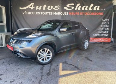 Vente Nissan JUKE 1.5 DCI 110CH N-CONNECTA Occasion