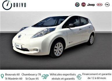 Vente Nissan LEAF 109ch 24kWh Visia Occasion