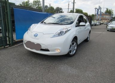Vente Nissan LEAF 109CH 24KWH VISIA PACK Occasion