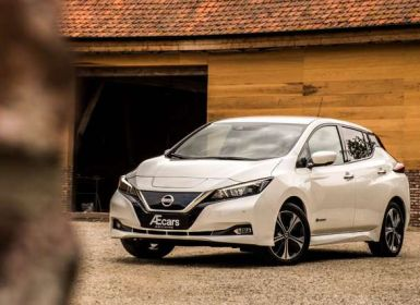 Vente Nissan LEAF N-CONNECTA - 40KWH - BELGIAN CAR - 1 OWNER Occasion