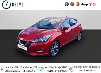 Vente Nissan Micra 0.9 IG-T 90ch Made In France 2 Occasion