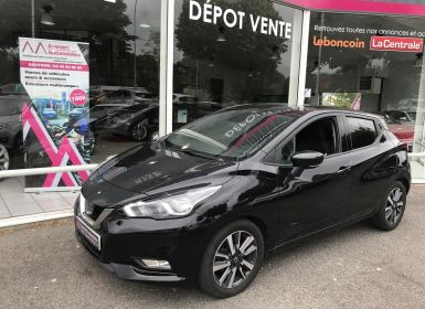 Vente Nissan MICRA 0.9 IG-T 90CH N-CONNECTA Occasion