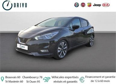 Achat Nissan MICRA 1.0 DIG-T 117ch Tekna 2019 Occasion