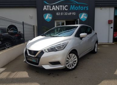 Vente Nissan Micra 1.0 IG-T 100ch Business Edition 2019 Occasion