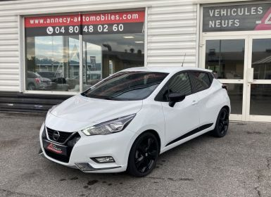 Vente Nissan Micra 1.0 IG-T 100ch N-Sport Xtronic 2020 Occasion